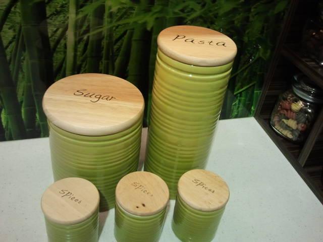 pojemniki zielone