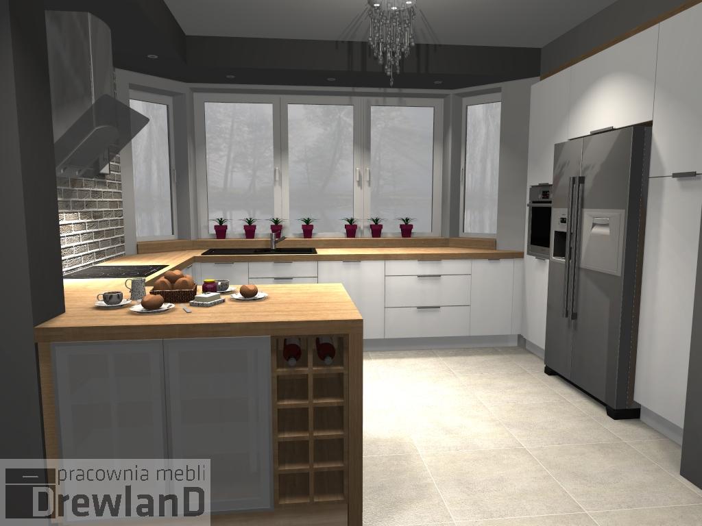 Cegły W Kuchni Drewlandpl