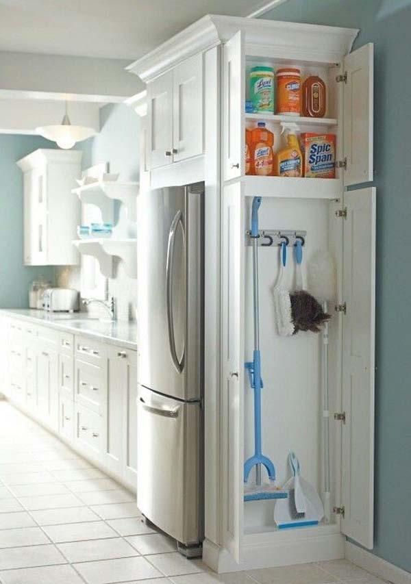 Jak zapewnić porządek w kuchni