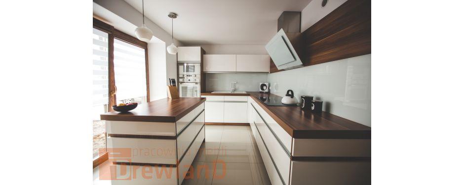 Realizacja kuchni nowoczesnej